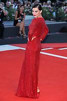 "VENICE, ITALY - SEPTEMBER 04: Catrinel Marlon walks the red carpet ahead of the ""Lan Xin Da Ju Yuan"" (Saturday Fiction) screening during the 76th Venice Film Festival at Sala Grande on September 04, 2019 in Venice, Italy. (Photo by Ernesto Ruscio/Insidefoto)<br /> Venezia 04/09/2019"