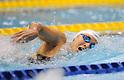 Hanae Ito (JPN), MAY 25, 2012 - Swimming : JAPAN OPEN 2012, Women's Women's 200m Free style Heat at Tatsumi International Swimming Pool, Tokyo, Japan. (Photo by Atsushi Tomura /AFLO SPORT) [1035]