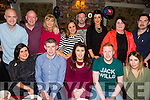 Laura Dunnigan, Causeway celebrates her 30th Birthday with family and friends at Cassidy's on Saturday. Pictured front L-r  Michelle O Hanlon, Mark Dineen, Laura Dunnigan, Sean Dineen, Maria Russell Back l-r Brendan O'Hanlon, Joe Dineen, Ann O'Reilly Dineen, Linsey Keane, Thomas Doneganh Christina Dineen, Margaret Dineen and Shane O Hanlon