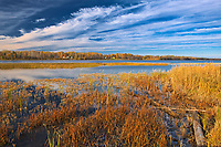 Autumn Lake of the Woods<br />