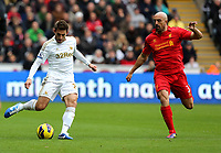 2012 11 25 Swansea City V Liverpool, Liberty Stadium, Wales, UK