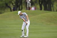 Jordan Spieth (USA) on the 1stduring the 1st round at the WGC Dell Technologies Matchplay championship, Austin Country Club, Austin, Texas, USA. 22/03/2017.<br /> Picture: Golffile | Fran Caffrey<br /> <br /> <br /> All photo usage must carry mandatory copyright credit (&copy; Golffile | Fran Caffrey)