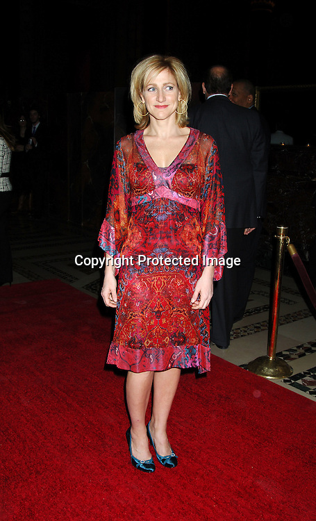 Edie Falco ..at the 2005 New York Film Critics Circle 71st Annual Awards Dinner on January 8, 2006 at Ciprianis 42nd Street...Photo by Robin Platzer, Twin Images