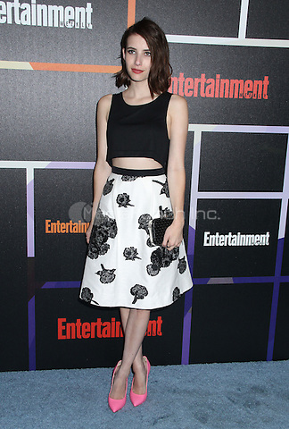 SAN DIEGO, CA - JULY 26: Emma Roberts at Entertainment Weekly's Annual Comic-Con Celebration at Float at Hard Rock Hotel San Diego on July 26, 2014 in San Diego, California. Credit: RTNMichelle/MediaPunch