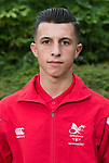 Jacob Lovell<br /> <br /> Team Wales team photo prior to leaving for the Bahamas 2017 Youth commonwealth games - Sport Wales National centre - Sophia Gardens  - Saturday 15th July 2017 - Wales <br /> <br /> &copy;www.Sportingwales.com - Please Credit: Ian Cook - Sportingwales