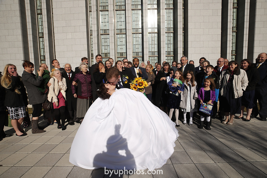 JSW 1711 Anderson Wedding 154<br /> <br /> JSW 1711 Anderson Wedding<br /> <br /> Derek and Becky Anderson - Draper Temple<br /> <br /> December 28, 2017<br /> <br /> Jaren Wilkey/BYU<br /> <br /> &copy; BYU PHOTO 2017<br /> All Rights Reserved<br /> photo@byu.edu  (801)422-7322