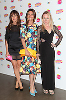 Sheree Murphy, Gaynor Faye and Michelle Hardwick arriving at for Lorraine's High Street Fashion Awards 2014, at Vinopolis, London. 21/05/2014 Picture by: Alexandra Glen / Featureflash