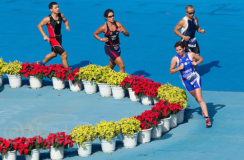 11 SEP 2011 - BEIJING, CHN - Shona Girdwood (GBR) - 2011 ITU World Age Group Olympic Distance Triathlon Championships .(PHOTO (C) NIGEL FARROW)