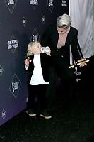 LOS ANGELES - NOV 10:  Pink, Jameson Hart at the 2019 People's Choice Awards at Barker Hanger on November 10, 2019 in Santa Monica, CA
