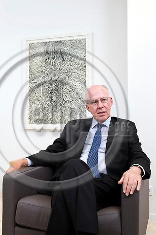 BRUSSELS - BELGIUM - 11 June 2013 -- Jan STORE, Ambassador to the EU. -- PHOTO: Juha ROININEN /  EUP-IMAGES