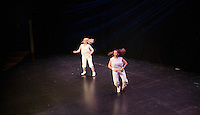 """Kerry Peart & Hannah Greenslade from the Flight Dance Company, performing.   Special Olympics Surrey put on a show,   """"Beyond the Stars"""", at the Rose Theatre, Kingston upon Thames to raise money for the  SOGB team.  The Special Olympics are for athletes with learning disabilities."""