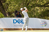 Alex Noren (SWE) on the 10th during the 5th round at the WGC Dell Technologies Matchplay championship, Austin Country Club, Austin, Texas, USA. 25/03/2017.<br /> Picture: Golffile | Fran Caffrey<br /> <br /> <br /> All photo usage must carry mandatory copyright credit (&copy; Golffile | Fran Caffrey)
