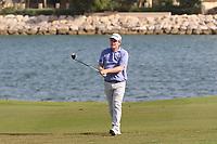 Robert Macintyre (SCO) in action during round 3, Ras Al Khaimah Challenge Tour Grand Final played at Al Hamra Golf Club, Ras Al Khaimah, UAE. 02/11/2018<br /> Picture: Golffile | Phil Inglis<br /> <br /> All photo usage must carry mandatory copyright credit (&copy; Golffile | Phil Inglis)