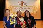 Lunar New Year-#MetFest-Sesame Street's Alan Muraoka, Pam Arcerio & Jennifer Barnhart 2/6/16