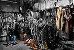 Cowboy tack room, Santa Margarita, California