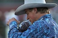 Bronc Rider, Jackson Hole Rodeo
