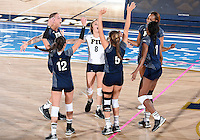 FIU Volleyball v. Florida A&M (8/27/16)