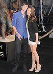 Sarah Hyland & Matt Prokop at The Warner Bros. Pictures L.A. Premiere of Clash of The Titans held at The Grauman's Chinese Theatre in Hollywood, California on March 31,2010                                                                   Copyright 2010  DVS / RockinExposures