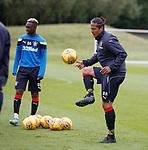 11.05.2018 Rangers training: Bruno Alves