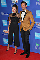 Armie Hammer & Elizabeth Chambers at the 2018 Palm Springs Film Festival Awards at Palm Springs Convention Center, USA 02 Jan. 2018<br /> Picture: Paul Smith/Featureflash/SilverHub 0208 004 5359 sales@silverhubmedia.com