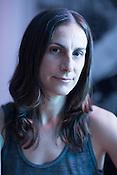 Durham, North Carolina - Saturday May 14, 2016 - Marisa Brickman is the Moogfest festival director.