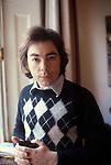Andrew Lloyd Webber London England  1981