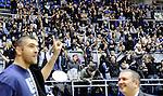 KOSARKA, BEOGRAD, 11. Nov. 2012. - Navija Partizana. Utakmica 8. kola ABA lige izmedju Partizana i Crvene zvezde u okviru sezone 2012/2013.  Foto: Nenad Negovanovic