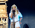 M.I.A. at Bestival 2018 photo by Dawn Fletcher-Park