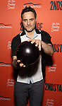 Dominic Fumusa attends The Second Stage Theater's  32nd Annual All-Star Bowling Classic at the Lucky Strike on February 11, 2019 in New York City.