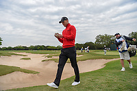 Martin Kaymer (GER) heads for 15 during Round 2 of the Valero Texas Open, AT&T Oaks Course, TPC San Antonio, San Antonio, Texas, USA. 4/20/2018.<br /> Picture: Golffile | Ken Murray<br /> <br /> <br /> All photo usage must carry mandatory copyright credit (© Golffile | Ken Murray)