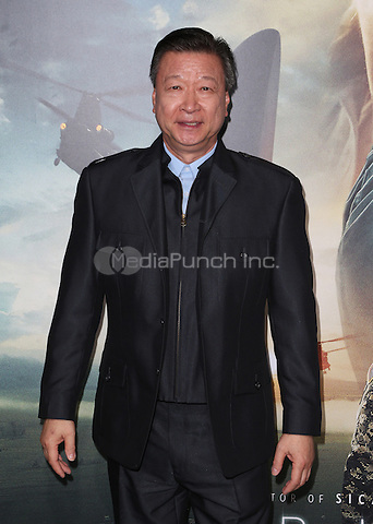 "Westwood, CA - NOVEMBER 06: Tzi Ma at Premiere Of Paramount Pictures' ""Arrival"" At Regency Village Theatre, California on November 06, 2016. Credit: Faye Sadou/MediaPunch"