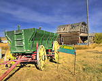 John Deere Road in Ravenscrag, Saskatchewan
