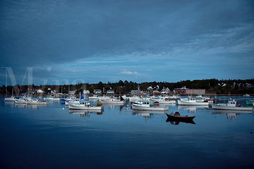 Bass Harbor, Mount Desert Island, Maine, ME, USA