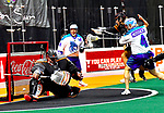 02-09-19 Black Wolves vs Knighthawks