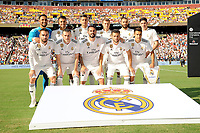 Landover, MD. - August 4, 2018: Real Madrid defeated Juventus F.C. 3-1 during their match for the International Champions Cup at FedexField.