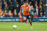 James Justin of Luton Town during the Sky Bet League 2 Play Off Semi Final 2 leg match between Luton Town and Blackpool at Kenilworth Road, Luton, England on 18 May 2017. Photo by David Horn.