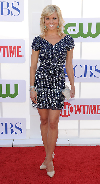Tiffany Coyne at the CBS, The CW & Showtime TCA Summer Press Tour Party 2012, held at 9900 Wilshire Blvd. Beverly Hills, California July 29, 2012 . @Fitzroy Barrett