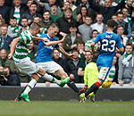 Mikael Lustig scores the fifth goal