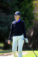 Zhuo Yi Hu. Day one of the Jennian Homes Charles Tour / Brian Green Property Group New Zealand Super 6's at Manawatu Golf Club in Palmerston North, New Zealand on Thursday, 5 March 2020. Photo: Dave Lintott / lintottphoto.co.nz
