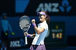 Li Na (CHN) Defeats Agnieszka Radwanska (POL) 7-5, 6-3