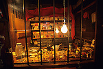 Interior room at Kam Wah Chung & Co. Museum in Grant County Oregon.