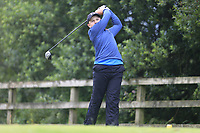 Shane Egan (Waterford) during the Connacht U14 Boys Amateur Open, Ballinasloe Golf Club, Ballinasloe, Galway,  Ireland. 10/07/2019<br /> Picture: Golffile | Fran Caffrey<br /> <br /> <br /> All photo usage must carry mandatory copyright credit (© Golffile | Fran Caffrey)
