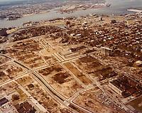 1974 March..Redevelopment.E Ghent South (A-1-1).E Ghent North (A-1-2)..Looking South..Millard Arnold.NEG# MDA74-34-10.NRHA#..