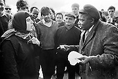 Argument.  Speakers' Corner, Hyde Park, London; 1993