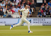 7th September 2017, Lords Cricket Ground, London, England; International Test Match Series, Third Test, Day 1; England versus West Indies; England Bowler Toby Rolland-Jones in action
