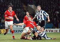 Sheffield Wednesday v Barnsley 1997