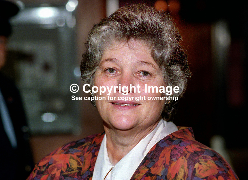 Mel Read, MEP, Labour Party, UK, 199309001.<br />