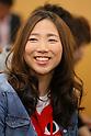 Yurika Hirayama, APRIL 22, 2013 : The Building up Team Japan 2013 for Sochi at Ajinomoto NTC, Tokyo, Japan. (Photo by AFLO SPORT)