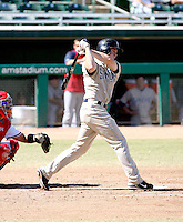 Mike Baxter / Peoria Saguaros 2008 Arizona Fall League..Photo by:  Bill Mitchell/Four Seam Images