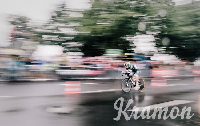 Peter Sagan (SVK/Bora-Hansgrohe) speeding along<br /> <br /> 104th Tour de France 2017<br /> Stage 1 (ITT) - D&uuml;sseldorf &rsaquo; D&uuml;sseldorf (14km)